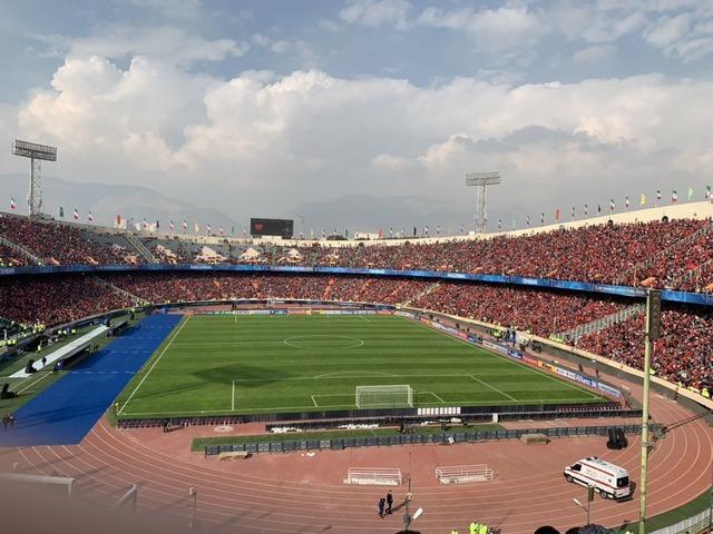 ◆ACL◆試合開始4時間前ですでに満員!イランのACL熱が凄すぎると話題に!