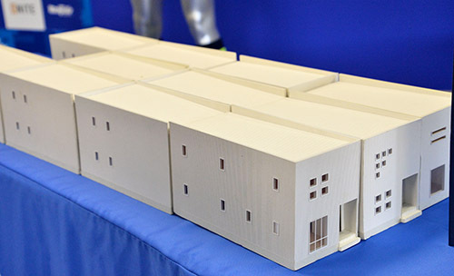 ◆悲報◆建設が決定したモンテディオ山形のクラブハウスの模型が完全に「収容所」だと話題に!