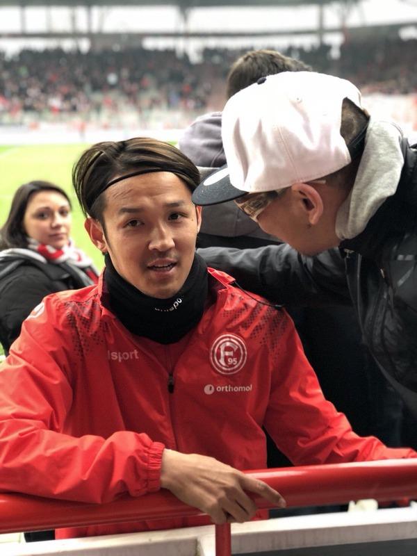 ◆悲報◆宇佐美貴史、試合前にG大阪で出禁になったコアサポの訪問を受け微妙な表情???
