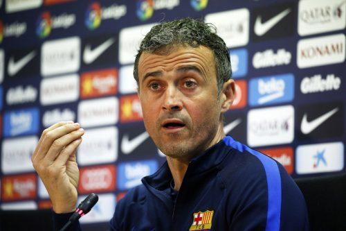 ◆リーガ◆バルセロナがルイス・エンリケ監督の今季限りでの退任を発表!