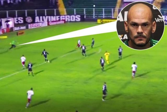 ◆悲報◆苦節うん十年?38歳でようやくデビューしたブラジル人GKデビュー戦でやらかしてHTに解雇される(´・ω・`)