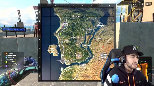 ◆オフ情報◆ネイマールが『CoD』のゲーム実況やってると話題に!