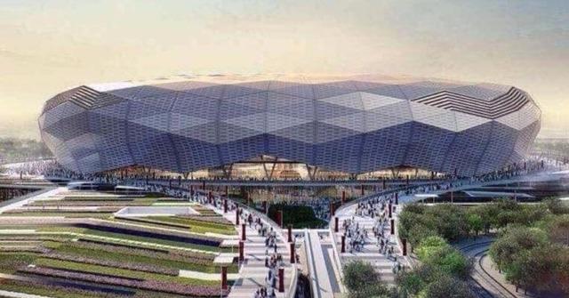 ◆アジア◆驚愕!親善試合でサウジに勝ったイラクにサウジ国王が世界最大のサッカースタジアムをプレゼント!