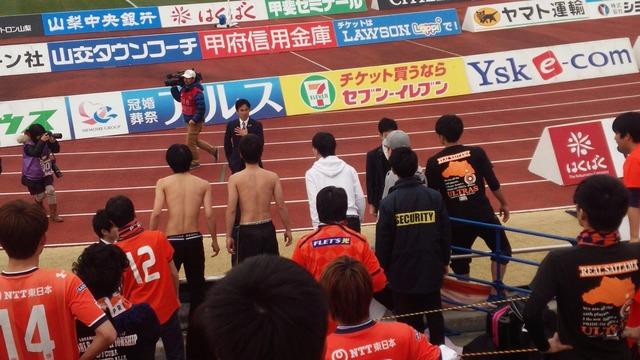 ◆悲報◆大宮開幕4連敗にサポ激おこ!選手に大ブーイング&監督呼んで吊し上げ、サポ同士殴り合い