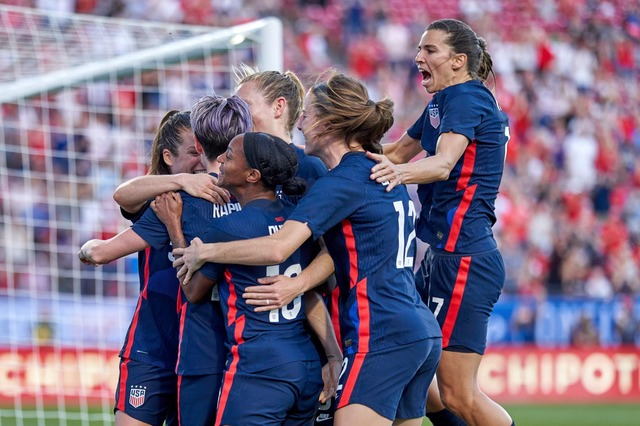 ◆悲報◆米国サッカー連盟会長「女性選手は男性より責任が少なくスキルも低い」と正論言ってフルボッコされ辞任へ