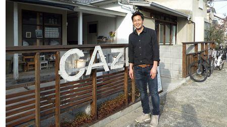 ◆Jリーグ◆元日本代表DFキングカジ、カフェで働く男の充実感「皿洗いのノウハウを体得する日々」