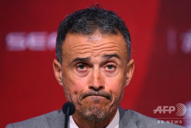 ◆リーガ◆スペイン代表ルイス・エンリケ監督「(無観客試合は)自分の姉妹とダンスするよりも悲しい」