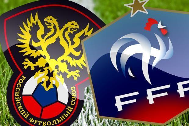 ◆親善試合◆ロシア×フランス ムバッペ2発、ポグバFK弾でフランスが1-3と完勝
