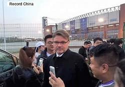◆中国超級◆トルシエ氏『日本と中国では「いい選手」の基準が違う!日本は「決定機をつくり出せる選手」中国は「見た目のいい選手」』