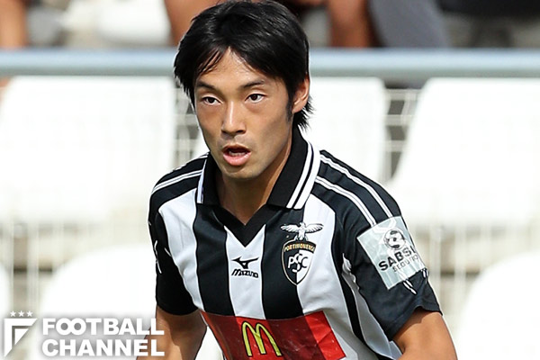 ◆ポルトガル◆中島翔哉、左足ドンピシャクロスで2試合連続アシスト。勝ち点獲得に貢献して日本代表へ(動画)