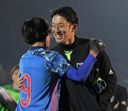 ◆朗報◆日本代表GK権田修一さんお口のハードワーク復活!?「国内組は遅れているというか、海外に出ていく前」