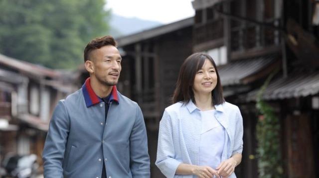 ◆日本レジェンド◆中田英さんが山口智子と紀行番組出演でワロタw