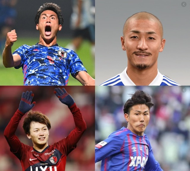 ◆U24代表◆林大地、上田綺世、前田大然、田川亨介…OAも?東京五輪代表のFWは誰にすべきか語るスレ