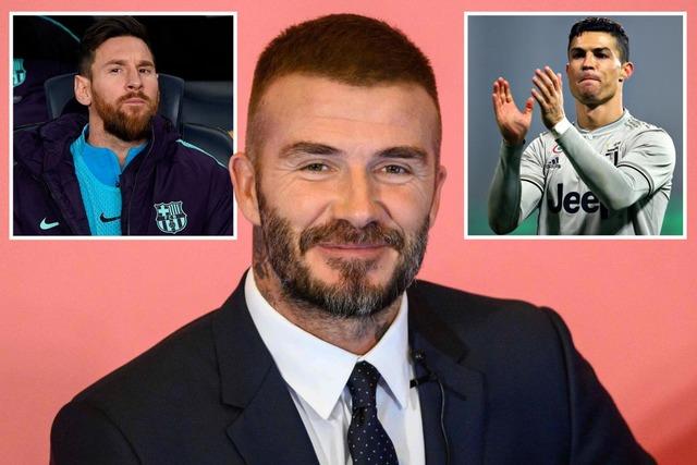 ◆ランキング◆英紙調査ベッドルームで頭に浮かべるサッカー選手ランキング!1位ベッカム2位ロナウド3位ハリー・ケイン