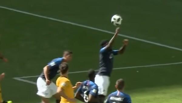◆リーガ珍◆セビージャ1試合でバンザイハンドPK2回!人はなぜボールが頭上を通過すると手を上げてしまうのか