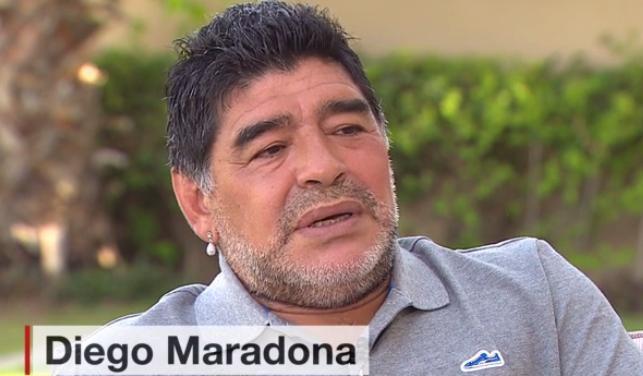 ◆レジェンド◆マラドーナ氏「私のゴール、メッシより美しい」
