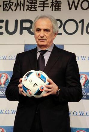◆日本代表◆ハリルホジッチ、日本サッカーの弱体化を危ぶむ『少しレベルが落ちているのかな』