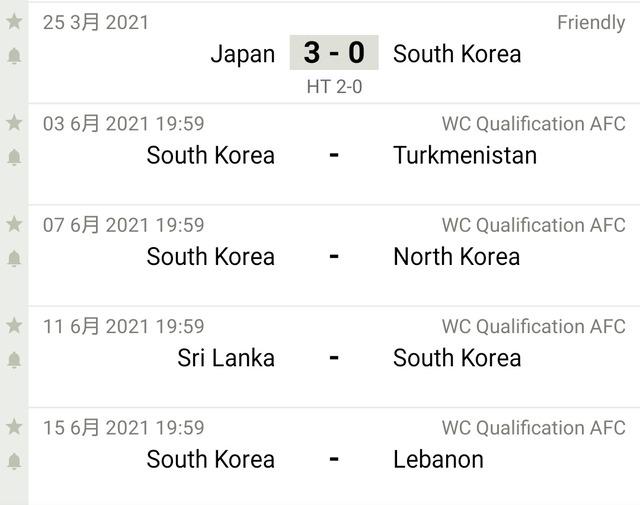 ◆悲報◆韓国代表さん「こんな屈辱はない!」「監督をクビにしろ」日韓戦完敗に韓国のファンから非難殺到!