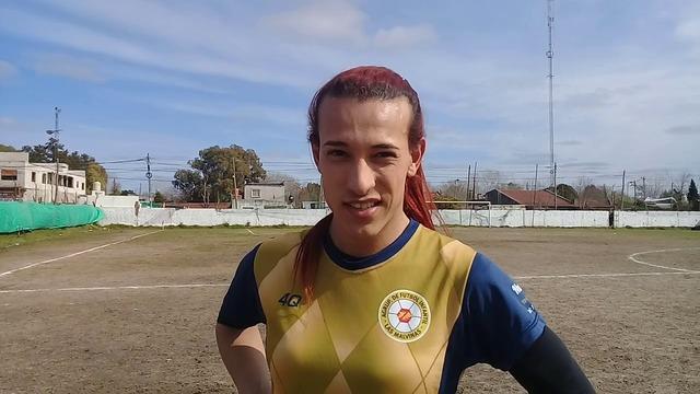 ◆女子?サッカー◆「元男性選手」マラ・ゴメス、女子1部リーグにデビュー…涙する