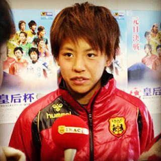 ◆なでしこL◆京川舞「もっとチンチンにやりたかった」田中陽子との元同期対決制す