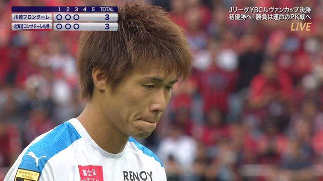 ◆画像◆元日本代表DF車屋の顔を見た瞬間外すと思ったやつwww
