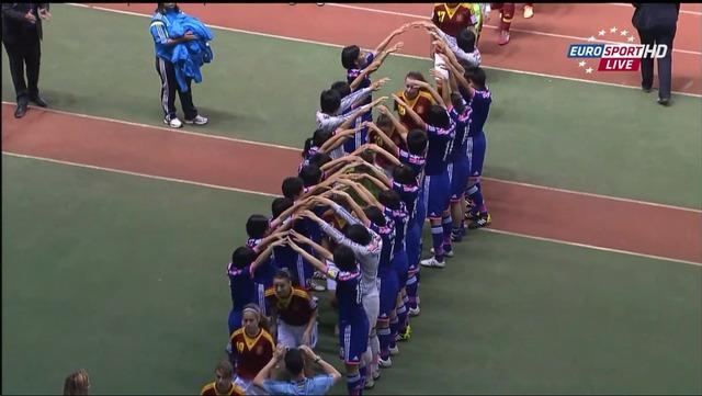 ◆U世代◆バルサU12の選手たちが見せた大宮に対する態度はフェアプレー精神なのか?