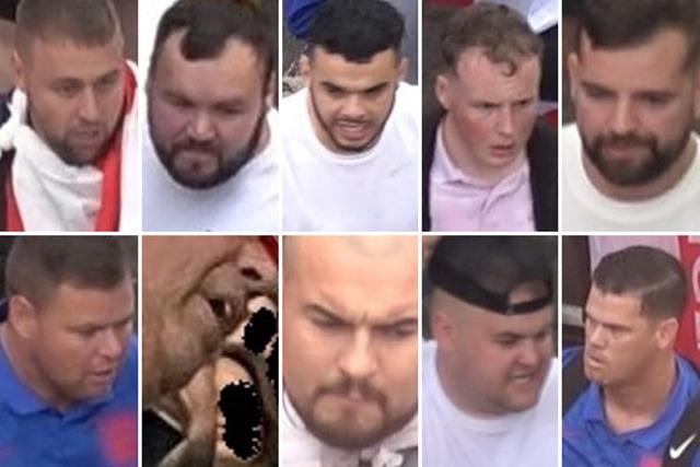 ◆悲報◆珍グランドサポ、無法地帯か…EURO決勝で公然とコカイン吸引…英警察、薬物排除に本腰
