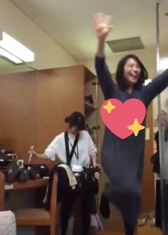 ◆朗報◆元高校サッカー応援マネージャー広瀬アリス、静学優勝で大喜びで踊り狂う