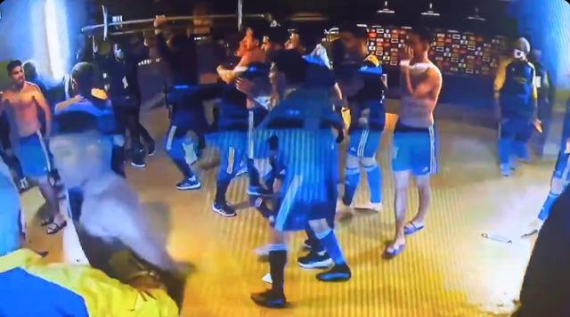 ◆悲報◆ボカ・ジュニアーズ選手ら6人逮捕 リベルタドーレス1回戦でVAR判定に不満、試合後に乱闘