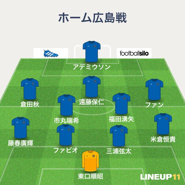 ◆悲報◆ガンバ大阪、ルヴァン杯広島相手にガチメンで4失点完敗でサポーター大ブーイング