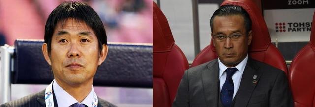 ◆悲報◆JFAと森保一監督の関係が浦和レッズと大槻毅監督の関係に酷似していると話題に!