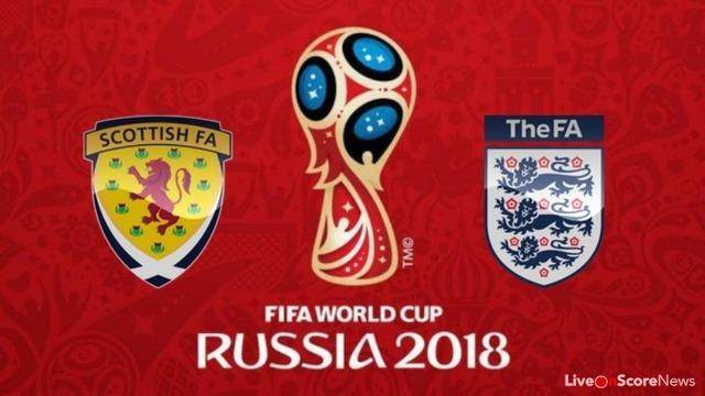 ◆W杯予選◆スコットランド×イングランド スコットランドMFグリフィスのFKが凄いと話題に!3分で2本も決める!
