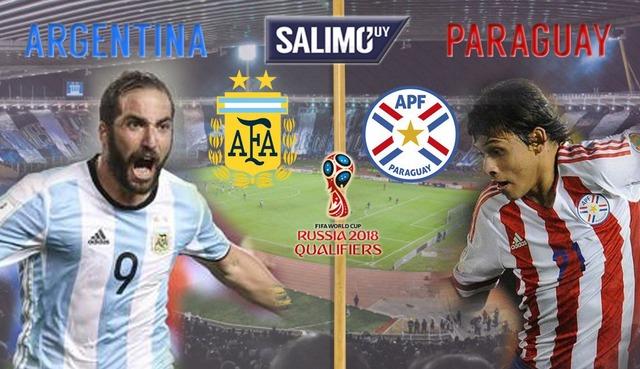 ◆W杯南米予選◆アルゼンチン代表ホームでパラグアイに敗れる アグエロPK止められイグアインも決定機に師匠連発(ハイライト)