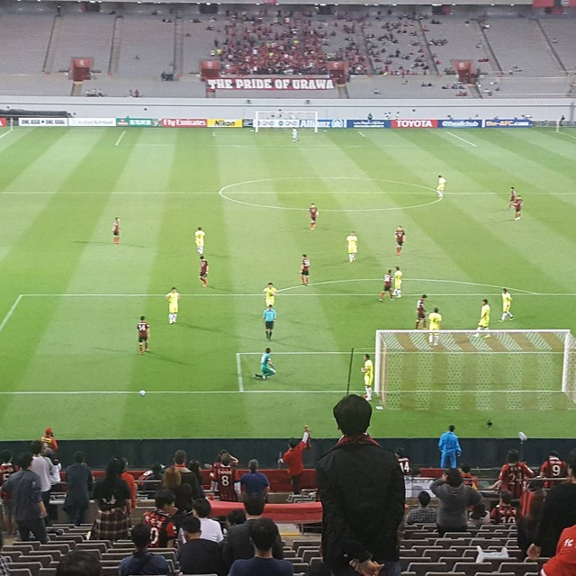 ◆悲報◆ACL FCソウル×浦和 ソウル首都のクラブのホームなのに超絶ガララーガ