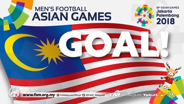 ◆アジア大会◆E組2節 マレーシア×韓国 マレーシア前半の2点を守りきりまさかの勝利!ソン・フンミン兵役近づく(´・ω・`)