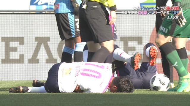 ◆悲報◆C大阪MF清武弘嗣、再び負傷 関係者談「すぐに(戻ってくる)という感じではない」