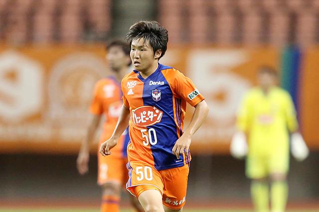 ◆J移籍◆J2新潟、元U20主将坂井大将、J1大分へ個人昇格