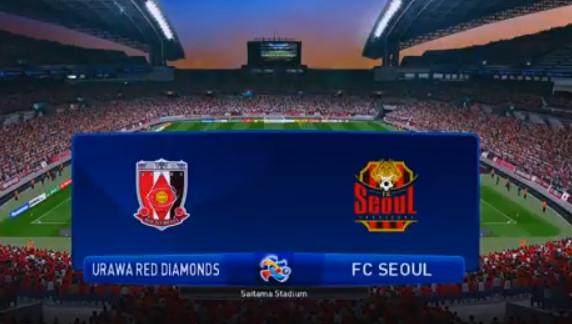 ◆ACL◆GL2節 浦和レッズ×FCソウルの結果 前半5得点の浦和が2連勝!ソウルは2連敗