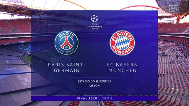 ◆UCL◆決勝 PSG×バイエルン コマンのゴールを守りきりバイエルン6回目の優勝