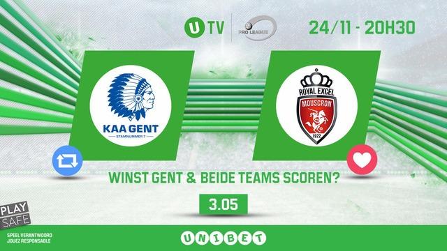 ◆ベルギー◆KAAヘント×REM ヘント久保裕也決勝ゴール&1Aでヘント3連勝