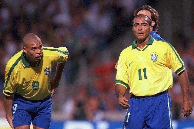 ◆コラム◆伝説の2トップ ロナウド&ロマーリオは現代サッカーでも通用するのか?