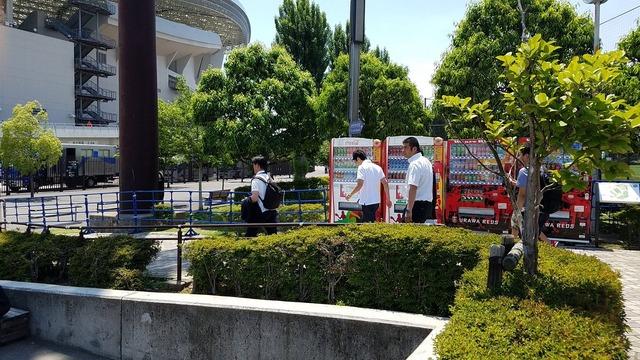 ◆Jリーグ◆埼スタに浦和のレジェンド長谷部誠とウーベ・バイン登場!