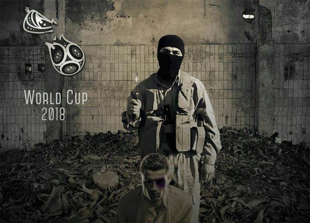 ◆ロシアW杯◆ISISがテロを示唆!今度はC・ロナウドを人質に?