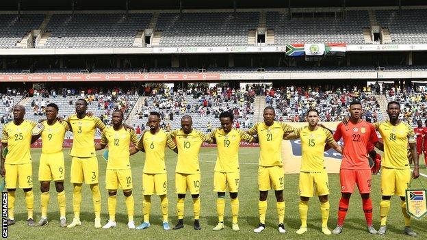 ◆悲報◆JFA、南アフリカ協会にU23親善試合をお断りされる…新型コロナウィルスの影響… by BBC