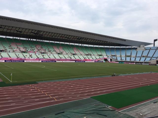 ◆悲報◆C大阪×セビージャ、KO1時間前の長居スタが予想を遥かに上回るガラガラ具合だと話題に!