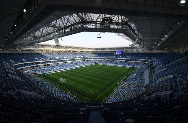 ◆ロシアW杯◆出揃ったW杯スタジアム一覧 全スタジアムサッカー専用