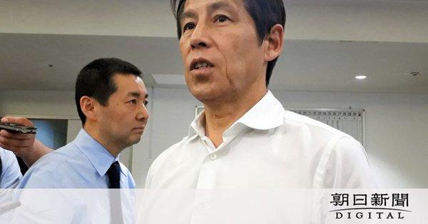 ◆日本代表◆西野朗代表新監督所信表明 原点回帰宣言!記者「香川、本田選手らが重宝されそうです。」