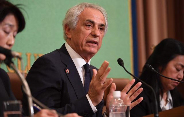 ◆日本代表◆ハリルホジッチ前監督反論会見!弁護士はJFAへの告訴示唆!