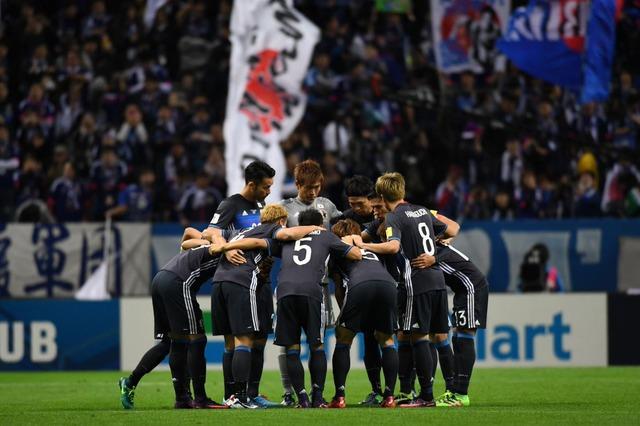 ◆w杯予選◆B組 UAE×日本 スタメン発表!GK川島 FWに大迫・原口・久保、香川先発、本田はベンチ