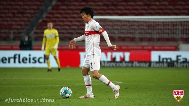 ◆朗報◆日本代表MF遠藤航、シュツットガルト新シーズンのキャプテン就任!